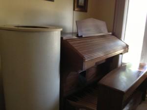 Saville Organ