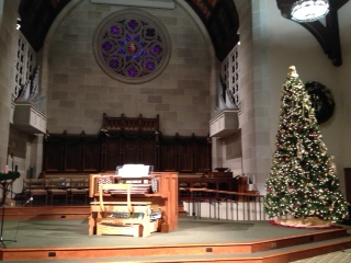 First United Methodist Church, Ann Arbor, MI.