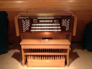1967 Reuter Pipe Organ at Tecumseh, MI United Methodist Church